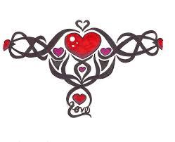 heart tattoo u2013 perfect tribal hearts designs tattooshunter com