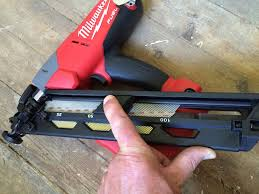 the milwaukee cordless nailer lineup is fast u2013 no spoolin u0027 home