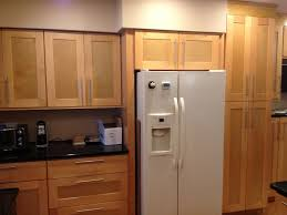 Used Kitchen Cabinets Atlanta by Shaker Kitchen Cabinets W Wooden Ceiling Designs