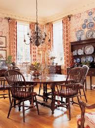 French Country Kitchen Chair Pads 70 Best Dining Rooms Images On Pinterest Buffalo Check Formal