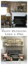 tutorial how to paint paneling like a pro postcards from the ridge
