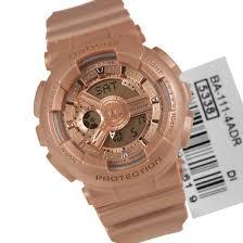 Jam Tangan Baby G Asli jual jam tangan casio baby g casio ba 111 4a original sentral