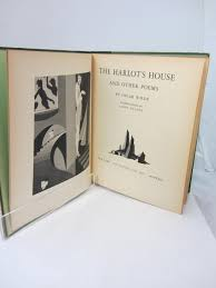 House Design Books Ireland by The Harlot U0027s House And Other Poems By Oscar Wilde Ulysses Rare