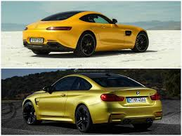 what does amg mercedes how does the bmw m4 stack up against the mercedes amg gt