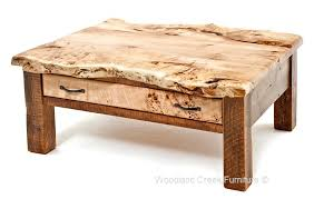 Barn Wood Coffee Table Wood Coffee Tables Barn Wood Coffee Table With Burl Wood