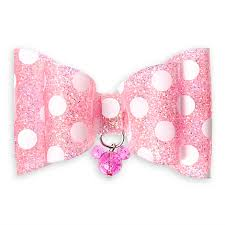 minnie mouse hair bow minnie mouse hair bow clip