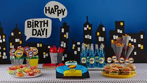 superhero birthday party bettycrocker com
