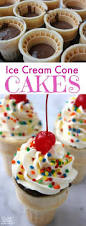 25 ice cream cone cake ideas cake cone