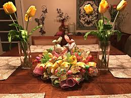 easter centerpiece whimsical easter table arrangement easter centerpiece easter