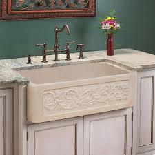 Colored Sinks Kitchen Other Kitchen Interior Porcelain Undermount Kitchen Sinks