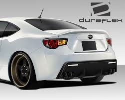 subaru brz body kit free shipping on duraflex 13 14 scion fr s subaru brz 86 r rear