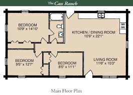 Ranch With Basement Floor Plans Lovely Ranch With Basement Floor Plans 1 Full Cassranch Gif