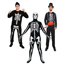 Halloween Skeleton Cut Out by Women S X Ray Skeleton Jumpsuit Scary Costumes For Halloween