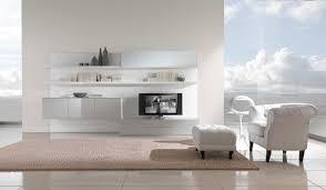 Modular Living Room Furniture Modern Black And White Furniture For Living Room From Giessegi