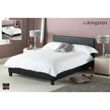 cheap leather beds for sale cheap leather bed frames with storage