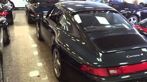magnus walker porsche interior 1995 porsche 911 carrera 4 aventurine green with red interior