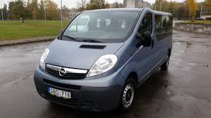 2015 opel vivaro mikroautobusų nuoma vilniuje be vairuotojo opel vivaro i atnbusrent lt
