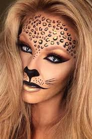 Halloween Cheetah Costumes Halloween Costumes Create Makeup