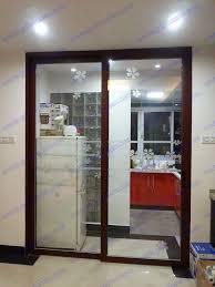 sliding kitchen doors interior kitchen glass sliding door sustainablepals org