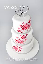 wedding cake designs carlo s bakery modern wedding cake designs