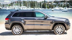 2018 jeep grand cherokee limited 2018 jeep grand cherokee limited review road and tracks