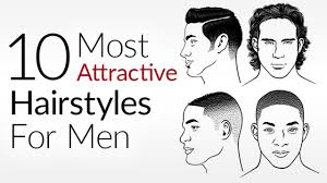 list of boys hairstyles 10 most attractive men s hairstyles best haircuts for men 2017
