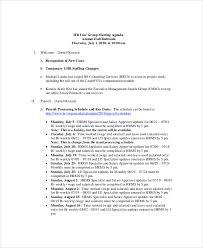 budget meeting agenda template u2013 10 free word pdf documents
