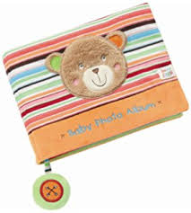 Cloth Photo Album Manhattan Toy Whoozit Photo Album Soft Cloth Book For Baby Amazon