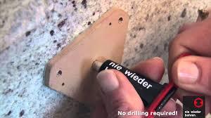 How To Install Bathtub Grab Bars No Drilling Required Grab Bar Installation How To Install Youtube