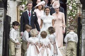 in pictures pippa middleton marries james matthews in englefield