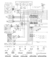 subaru ac wiring diagrams subaru wiring diagrams instruction