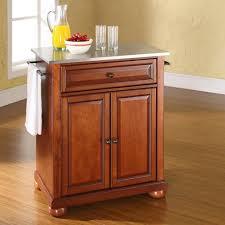 amazon com crosley furniture cuisine kitchen island with