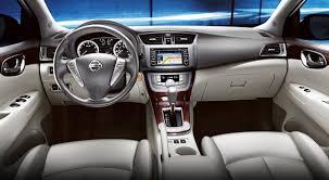 Nissan Sentra Interior 2013 Nissan Sentra Review Cvt Or 6 Speed Nicoclub