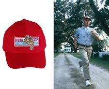 Forrest Gump Running Halloween Costume Bubba Gump Shrimp Red Hat Forrest Gump Halloween Costume Quality