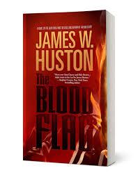 Flag Book The Blood Flag James W Huston 9781504738576 Amazon Com Books