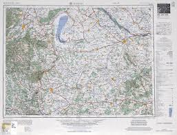 Czechoslovakia Map Western Europe Ams Topographic Maps Perry Castañeda Map