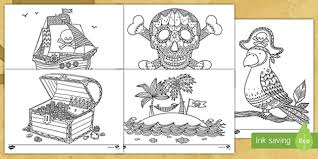 themed mindfulness colouring pages