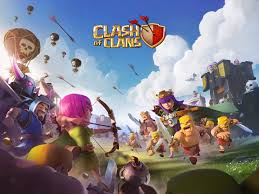 image for clash of clans for media supercell