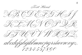 fancy handwriting fonts for tattoos pictures to pin on pinterest