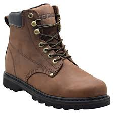 buy boots with paypal amazon com boots tank s toe grain leather