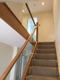 Recessed Handrail Renovate Your Staircase Oak Staircase Renovation