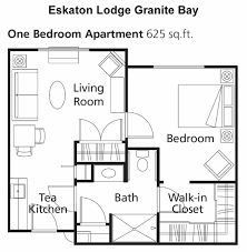 floor plans senior assisted living in granite bay eskaton