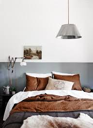 Masculine Bedding Interior Design With Rustic Details The Estate Trentham