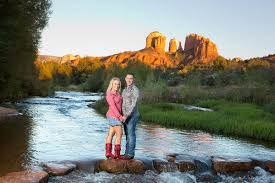 arizona photographers bobby s sedona engagement session sedona wedding