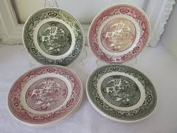 churchill thanksgiving dinnerware 70 best blue pink and black willow images on pinterest dishes