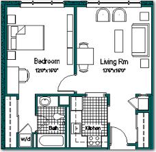 one bedroom floor plans one bedroom floor plan rosalind franklin