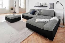 sofa mit schlaffunktion kaufen ecksofa eckcouch kaufen mit ohne schlaffunktion otto