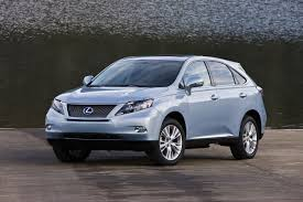 lexus suv what car lexus recall information autoblog