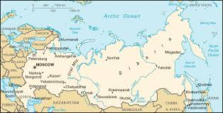 russia map by population russia government history population geography and maps
