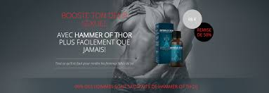 hammer of thor official distributor france capsules pour